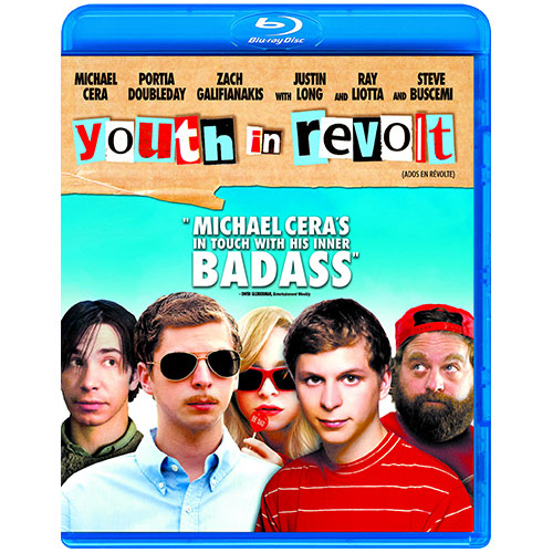 Youth in Revolt (Blu-ray) (2010)
