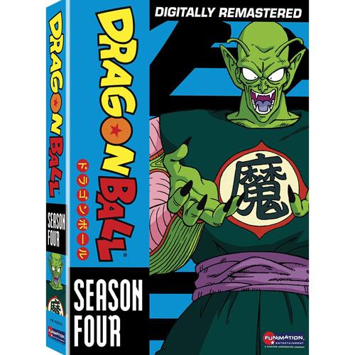 DragonBall - Quatrième saison (2010)