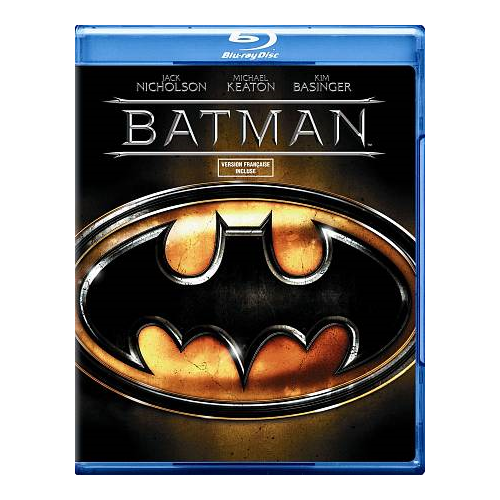 Batman (20th Anniversary Edition) (DC Universe) (Blu-ray) (1989)