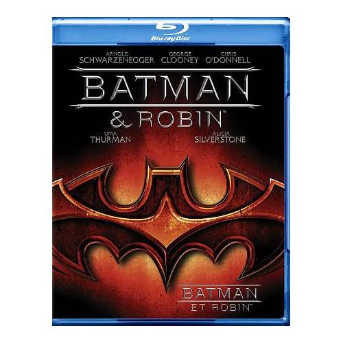 Batman & Robin (DC Universe) (Blu-ray) (1997)