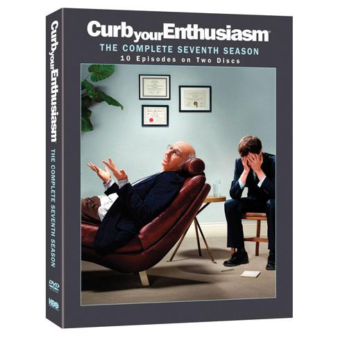 Curb Your Enthusiasm: L'intégrale de la septième saison (2010)