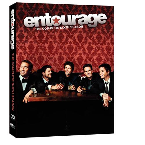 Entourage: The Complete Sixth Season (Widescreen) (2010)