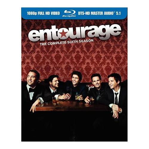 Entourage: The Complete Sixth Season (Blu-ray) (2010)