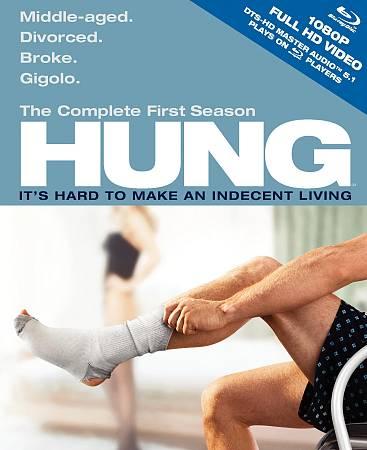 Hung: L'intégrale de la première saison (2010) (Blu-ray)