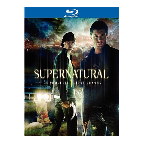 Supernatural: The Complete First Season (Blu-ray) (2006)