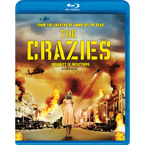 Crazies (Blu-ray) (2010)