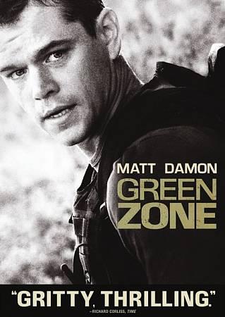Green Zone (Widescreen) (2010)