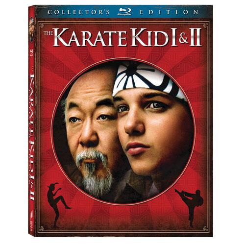 Karate Kid/ The Karate Kid Part 2 (1984/ 1986) (Blu-ray)