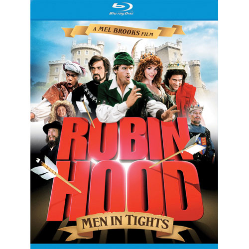 Robin Hood: Men in Tights (Blu-ray) (1993)