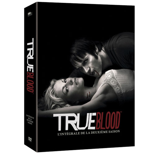 True Blood: The Complete Second Season (French) (2010)