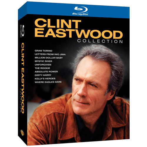 Clint Eastwood Collection (Blu-ray) (2011)