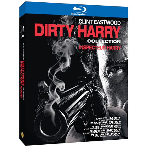 Dirty Harry Collection (Blu-ray) (2010)