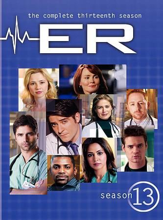 ER: The Complete Thirteenth Season (Widescreen) (2010)