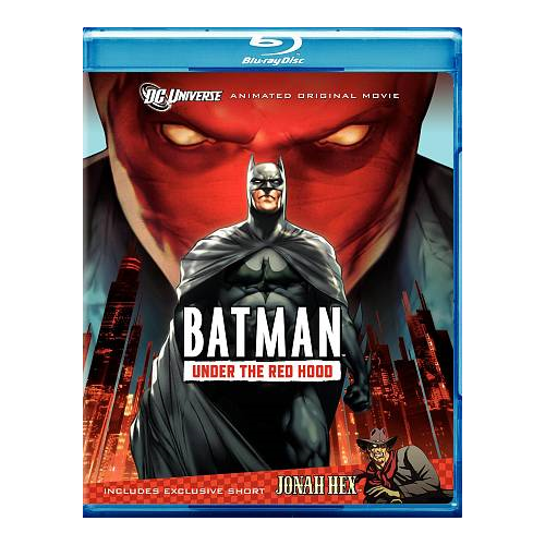 Batman: Under the Red Hood (DC Universe) (Blu-ray) (2010)