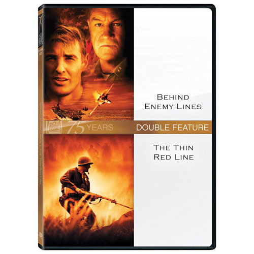 Behind Enemy Lines/Thin Red Line (Widescreen) (2010)