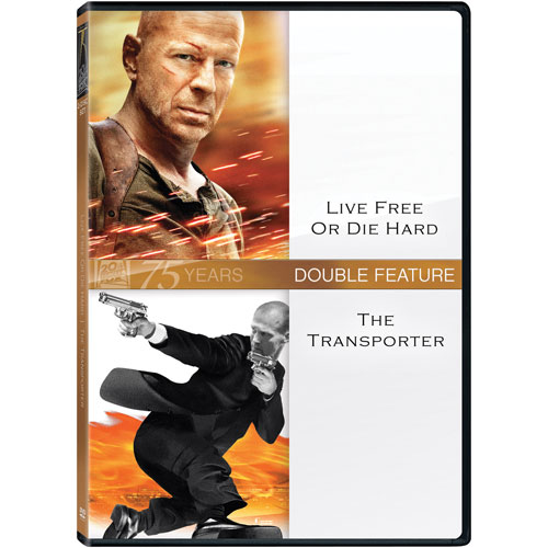 Live Free or Die Hard/The Transporter (panoramique) (2010)