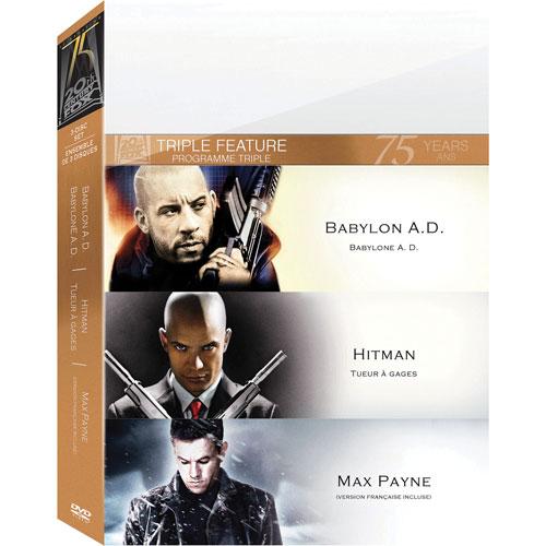 Max Payne/ Babylon A.D./ Hit Man