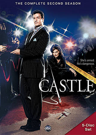 Castle: The Complete Second Season (Widescreen) (2010)