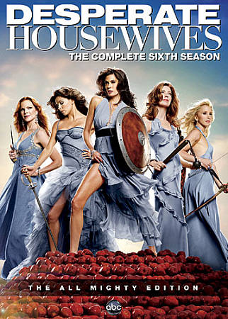 Desperate Housewives: The Complete Sixth Season (Widescreen) (2010)