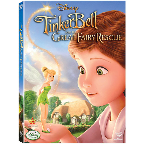 Tinker Bell and the Great Fairy Rescue (Widescreen) (2010)