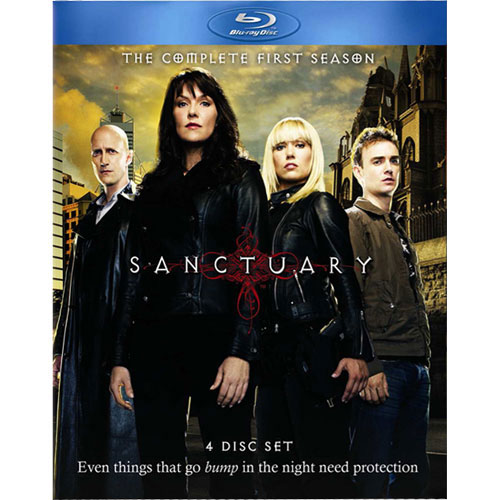 Sanctuary: The Complete First Season (Blu-ray) (2007)
