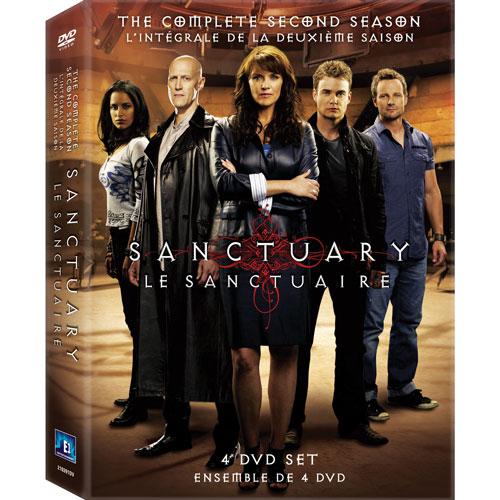 Sanctuary: The Complete Second Season (Widescreen) (2010)