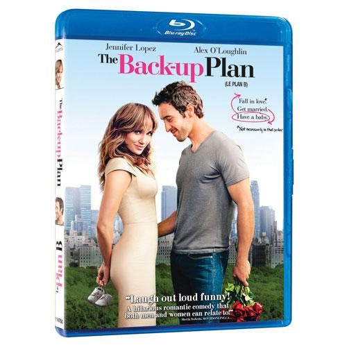 Back-up Plan (Blu-ray) (2010)