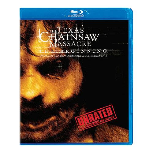 Texas Chainsaw Massacre: The Beginning (Blu-ray) (2006)