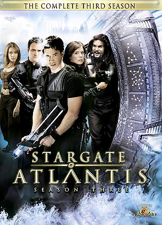 Stargate: Atlantis - Season 3 (2006)