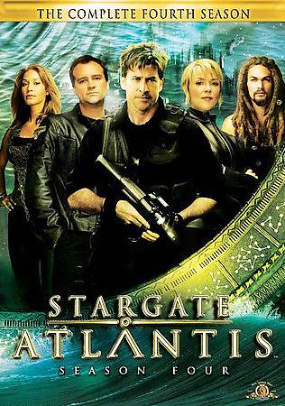 Stargate: Atlantis - Season 4 (2007)