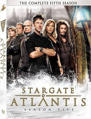 Stargate: Atlantis - Season 5 (2008)