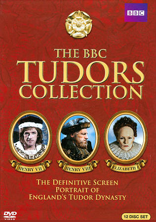 BBC Tudors Collection (Full Screen) (2011)