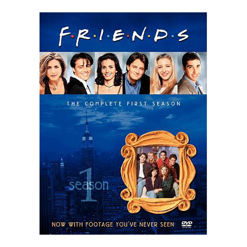 Friends - The Complete First Season (Full Screen) (1994)