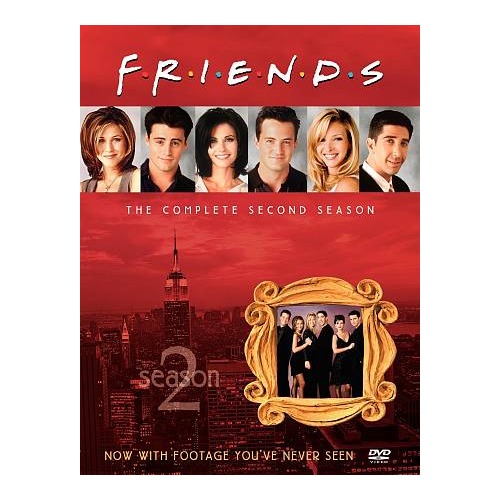 Friends - The Complete Second Season (Full Screen) (1995)