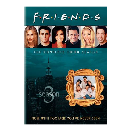 Friends - The Complete Third Season (1996)