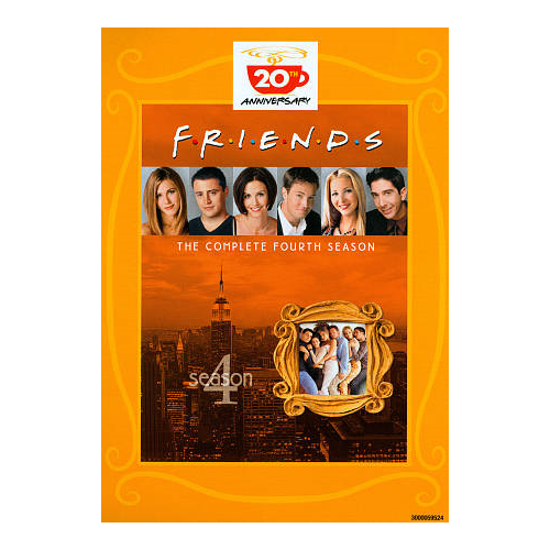 Friends - The Complete Fourth Season (1997)