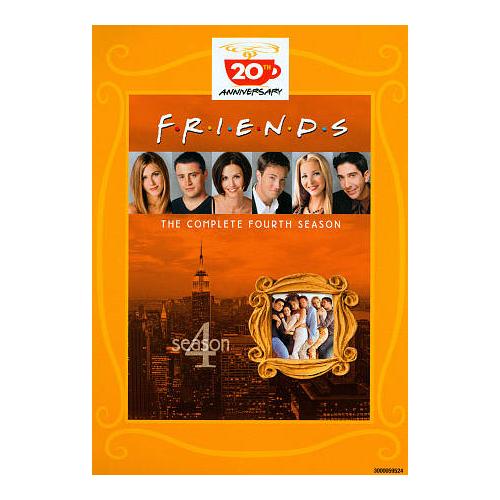 Friends - Saison 4 complète (1997)