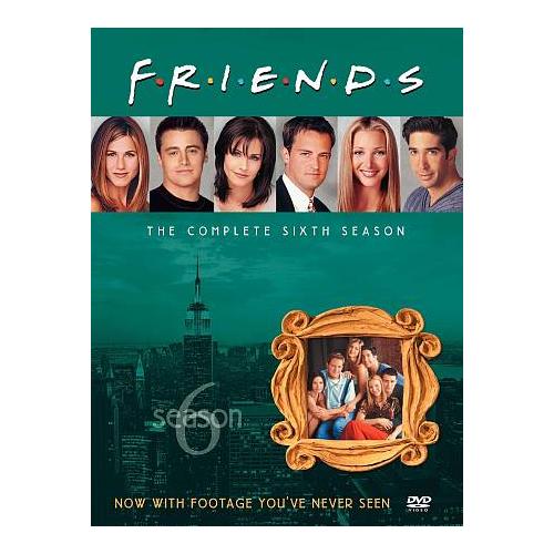 Friends - Saison 6 complète (1999)