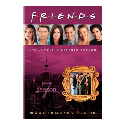 Friends - Saison 7 complète (2000)