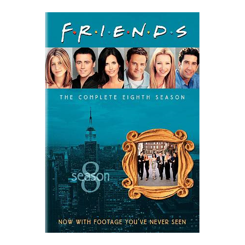 Friends - The Complete Eighth Season (Full Screen) (2001)