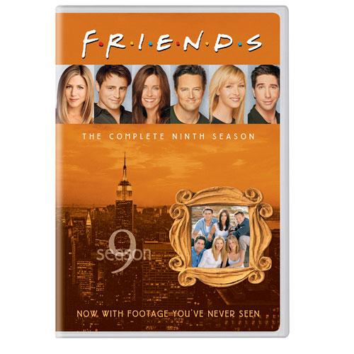Friends - Saison 9 complète (2002)