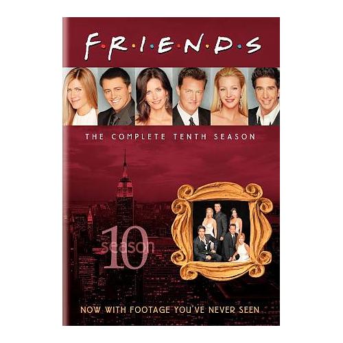 Friends - The Complete Tenth Season (2003)