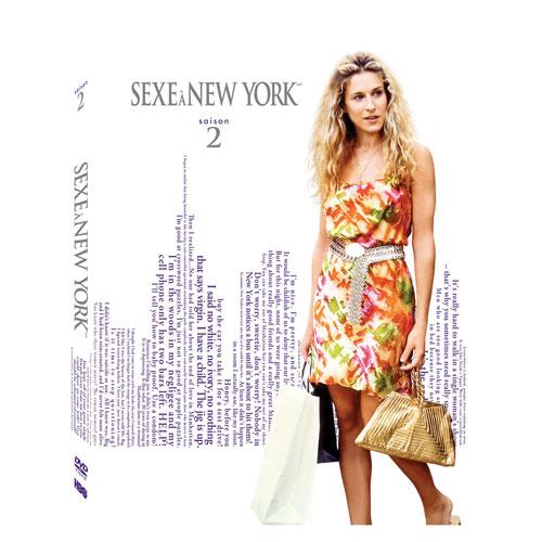 Sex and the City : L'intégrale de la deuxième saison (version française) (1999)
