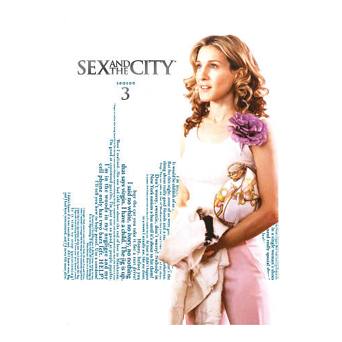 Sex and the City: The Complete Third Season (Full Screen) (2000)