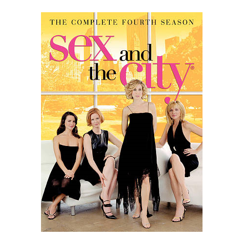 Sex and the City: The Complete Fourth Season (2001)