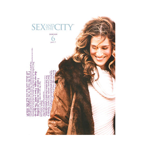 Sex and the City - La sixième saison - Partie 1 (2003)