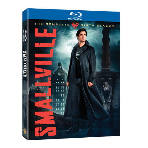 Smallville: The Complete Ninth Season (Blu-ray)