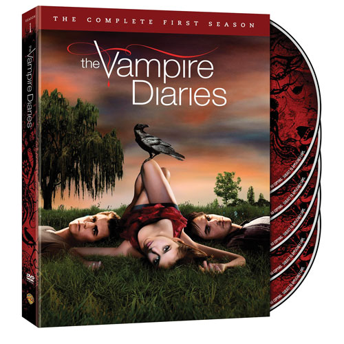 Vampire Diaries: The Complete First Season (2011)