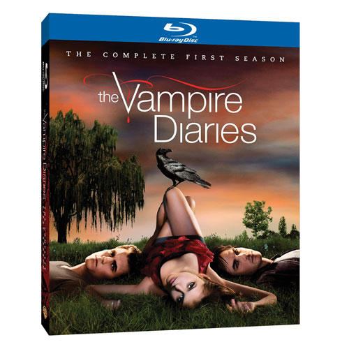 Vampire Diaries: The Complete First Season (Blu-ray) (2010)