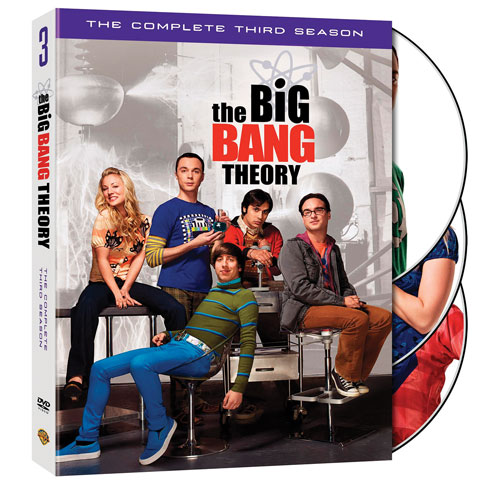 Big Bang Theory: The Complete Third Season (2010)
